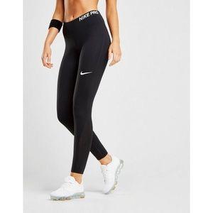 Nike Pro Dri-Fit Tights Leggings Black